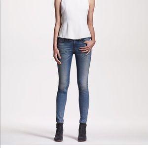 • Rag & Bone • The Skinny Jeans Monument Wash 28